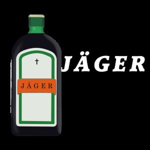 Jaeger Flasche