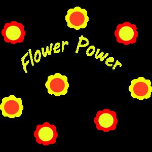 Flower Power Blumen