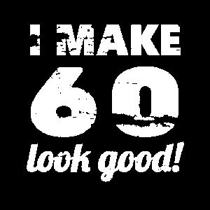 Mit 60 Jahren noch gut aussehen 60. Geburtstag