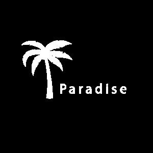 Paradise - Paradies und Palme