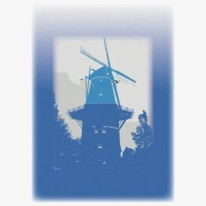 Mills blue