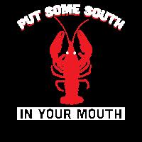 Setzen Sie etwas Süden in Ihren Mund Geschenk