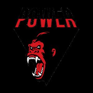 Gorilla Power T-Shirt I Sport Fitness Pumpen