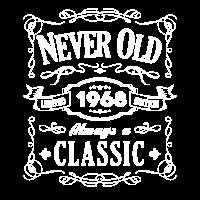 1968 - 50. Geburtstag Vintage Retro Geschenk