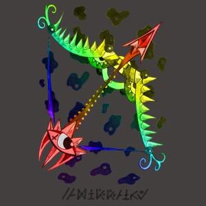 Sagittaire multi-color