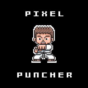 Pixel Geschenk 8-Bit Geschenk Retro Geschenk Pixel