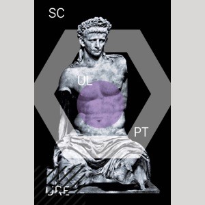 Statue Scup | Poster