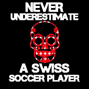 Unterschätze nie einen Schweizer Fussballspieler