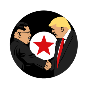 record label handschlag USA Nordkorea