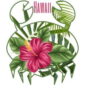 Granchio hawaiano