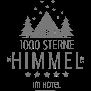 1000 Sterne Camping Camper Natur Zelt Geschenk
