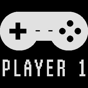 Gamer Player 1
