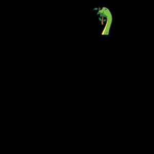Dino in der Brusttasche Brachiosaurus Dinosaurier