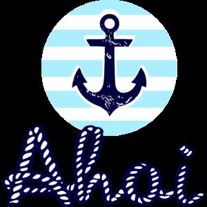 Ahoi und Anker