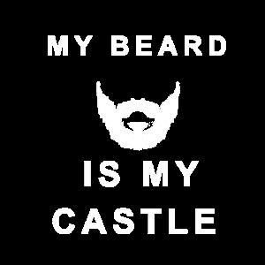 beard castle white