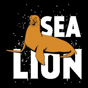 Seelöwe - Walross - Seekuh - Robbe