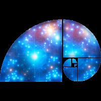 Fibonacci Spirale Mathe Geometrie Zeichen Formen