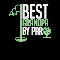 Best Grandpa by PAR! Golfer Großvater