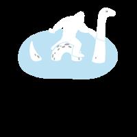 Loch Ness + Bigfoot schwimmen zusammen durch See