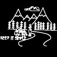 Keep it simple camping