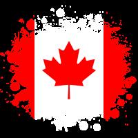 Kanada / Kanadische - Flagge / Geschenk