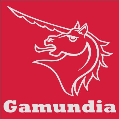 Einhorn Gmünd - Schwäbisch Gmünder Wappentier,  Das Einhorn - unicorn,Wappen,Stadtlogo,Schwäbisch Gmünd,Einhorn
