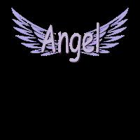 Angel Flügel Design