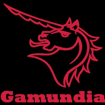 Gamundia Wahrzeichen - Einhorn, Wappentier Schwäbisch Gmünds - unicorn,Wappentier,Wappen,Unicorn,Schwäbisch Gmünd,Gmünd,Einhorn