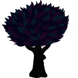 Baum verwunschen