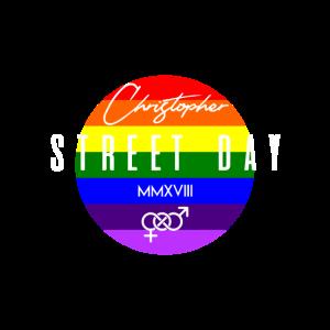 Christopher Street Day Gay pride 2018 Geschenk