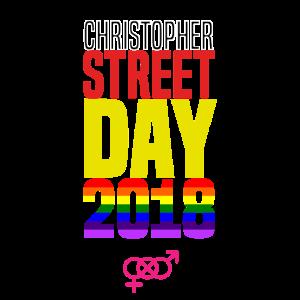 Christopher Street Day 2018 Frankfurt Köln CSD