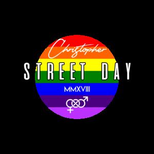 Christopher Street Day Gay Pride 2018 Geschenk CSD