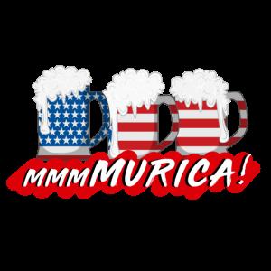 Murica America Beer Bier