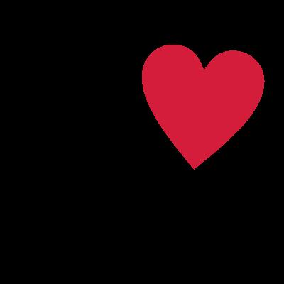 I love Gmünd, Herz - Für alle, die Ihre Stadt Schwäbisch Gmünd lieben. - Schwäbisch Gmünd,Herz,Gmünd