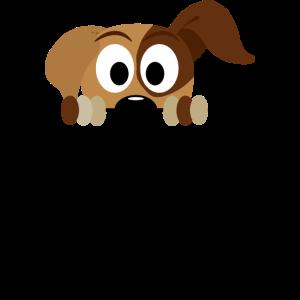 Pocket Dog Hemdtasche Hund
