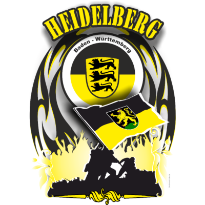 Heidelberg - Heidelberg - Baden-Württemberg - us,uni,turnverein,tattoo,stuttgart,stadt,sport,pfalz,neckar,karlsruhe,heidelberg,handball,fussball,baden-württemberg,Uni,US,Tattoo,Stuttgart,Pfalz,Neckar,Karlsruhe,Heidelberg,Handball,Baden-Württemberg