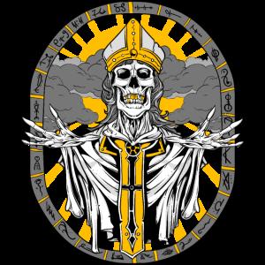 Der Priester - Kirche - Horror - Halloween