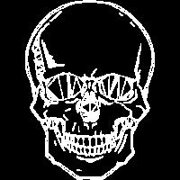 Polygon Skull Totenschaedel