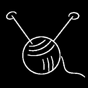 Wolle Handarbeit stricken Hobby Stricknadeln