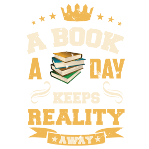 A Book Day Keeps Reality Away