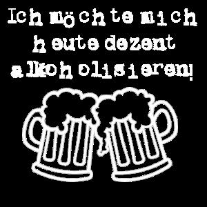 Dezent alkoholisieren