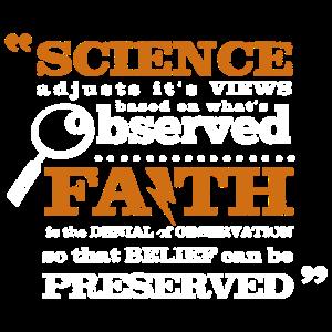 Wissenschaft Shirt