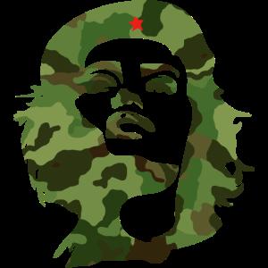 camouflage cuba revolution anti arme stern che LOL