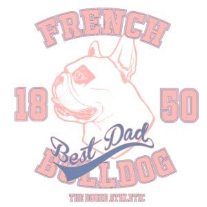 Best Frenchie Dad !