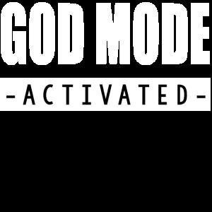 Gott Modus Aktiv