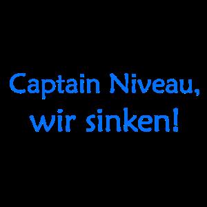 Captain Niveau Blau