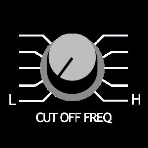 Freq-Taste abschneiden