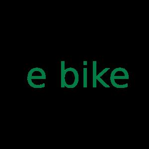sie biked, e-bike