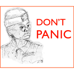 Dad's Army Jones - Don't panic