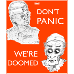 Dad's Army Jones & Frasier Don't panic/We're doomed